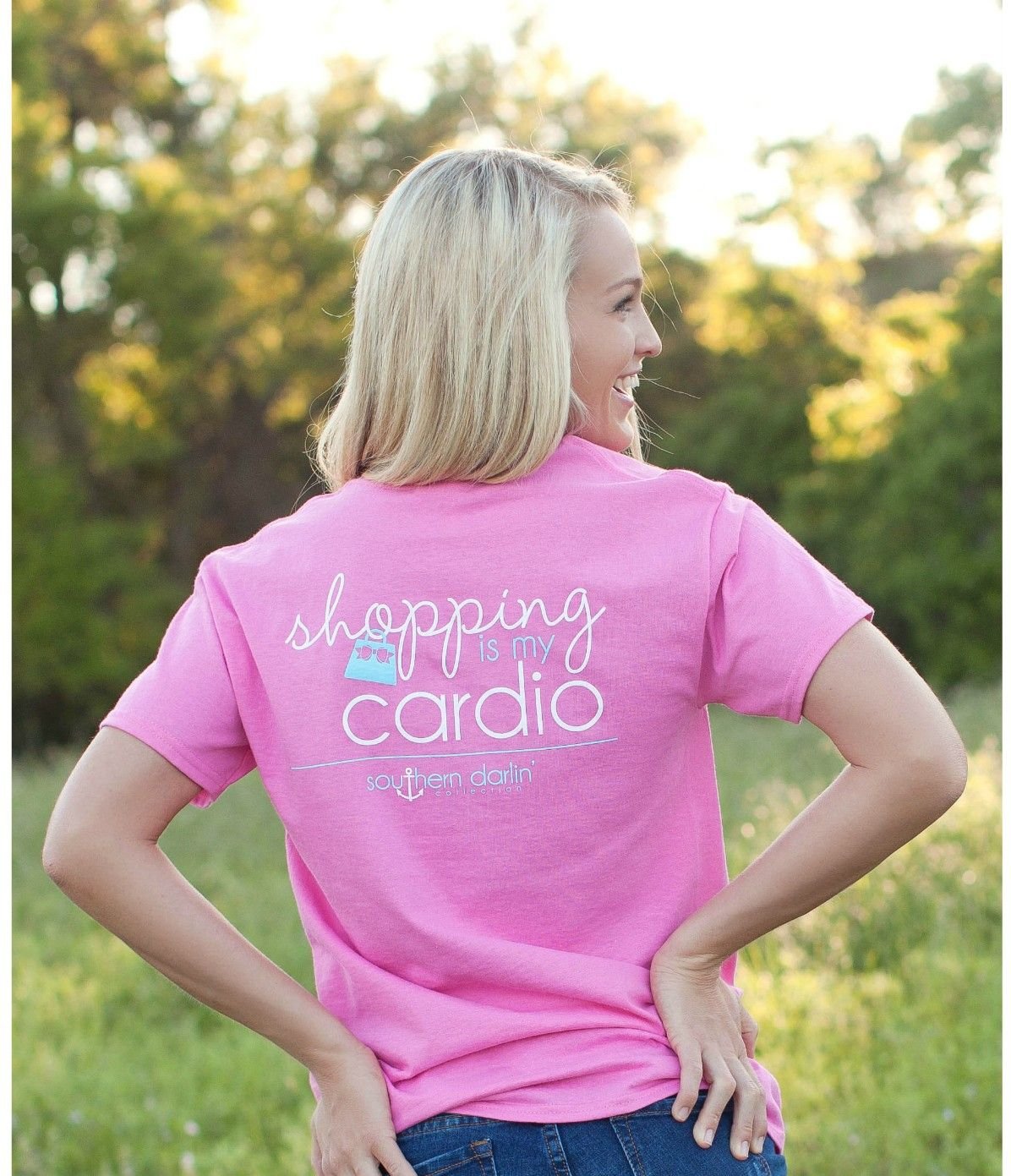 Southern darlin' – Shopping Is My Cardio