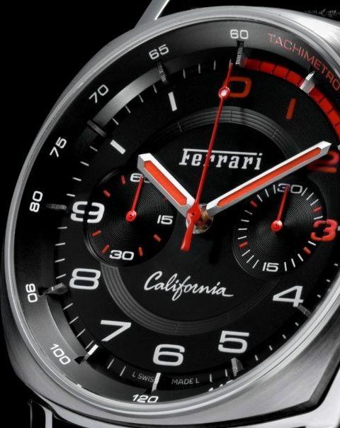 Panerai Ferrari California Flyback Chronograph Fer00030 Wwr Panerai Ferrari Ferrari California Panerai