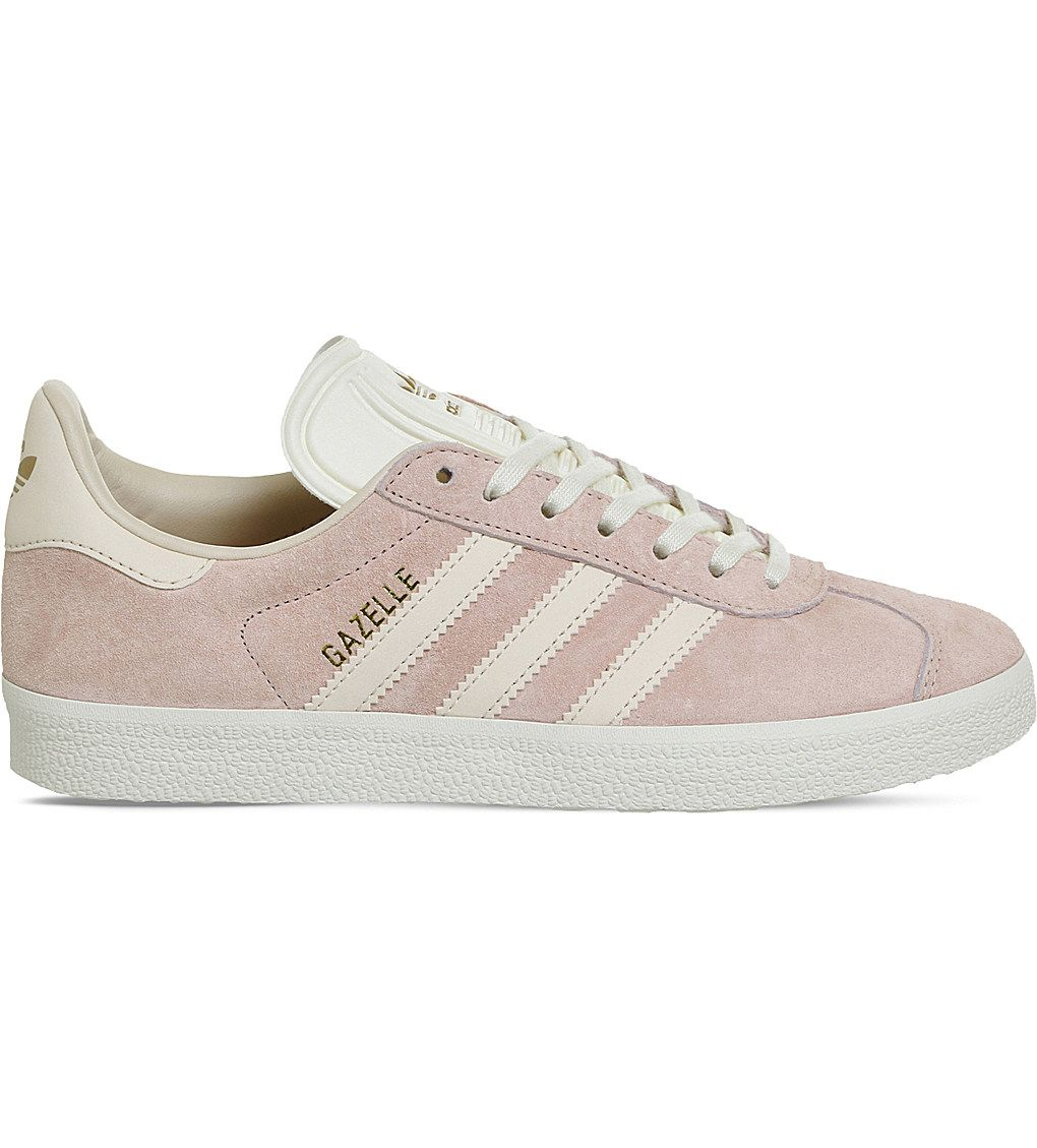huge discount 4498a e960d ADIDAS Gazelle low-top suede trainers