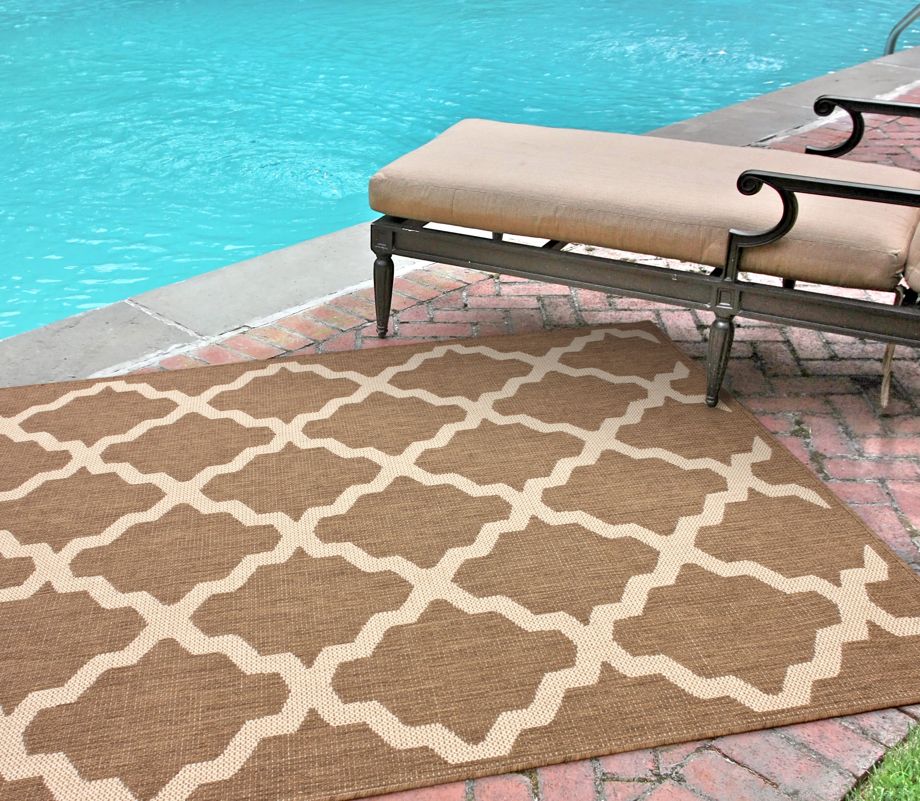 Rugs Usa Aperto Outdoor Moroccan Trellis Taupe Rug Rugs Usa Summer Sale Up To 80 Off Area Rug Carpet Design Style Cool Rugs Rugs Contemporary Area Rugs