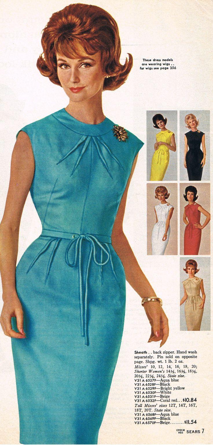 Sears Misses Dresses Street Length