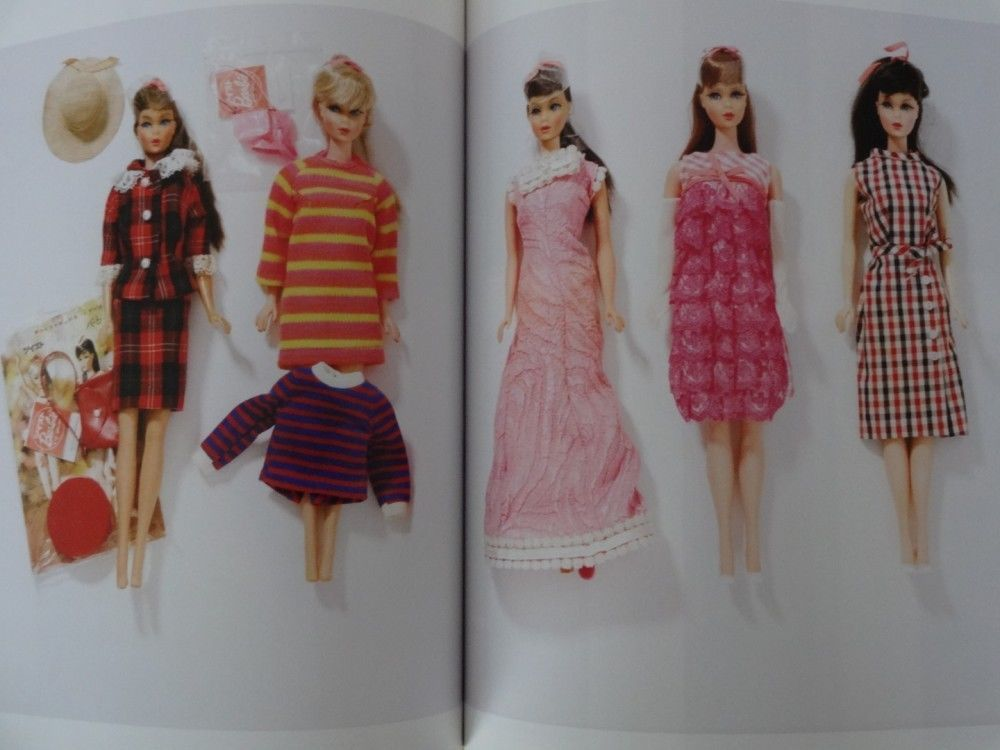 Magazine Japan Barbie Collection Book Full Color Japanese Exclusive Doll Clothes Barbie