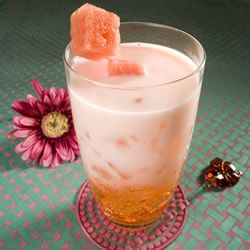 """Italian Cream Soda 