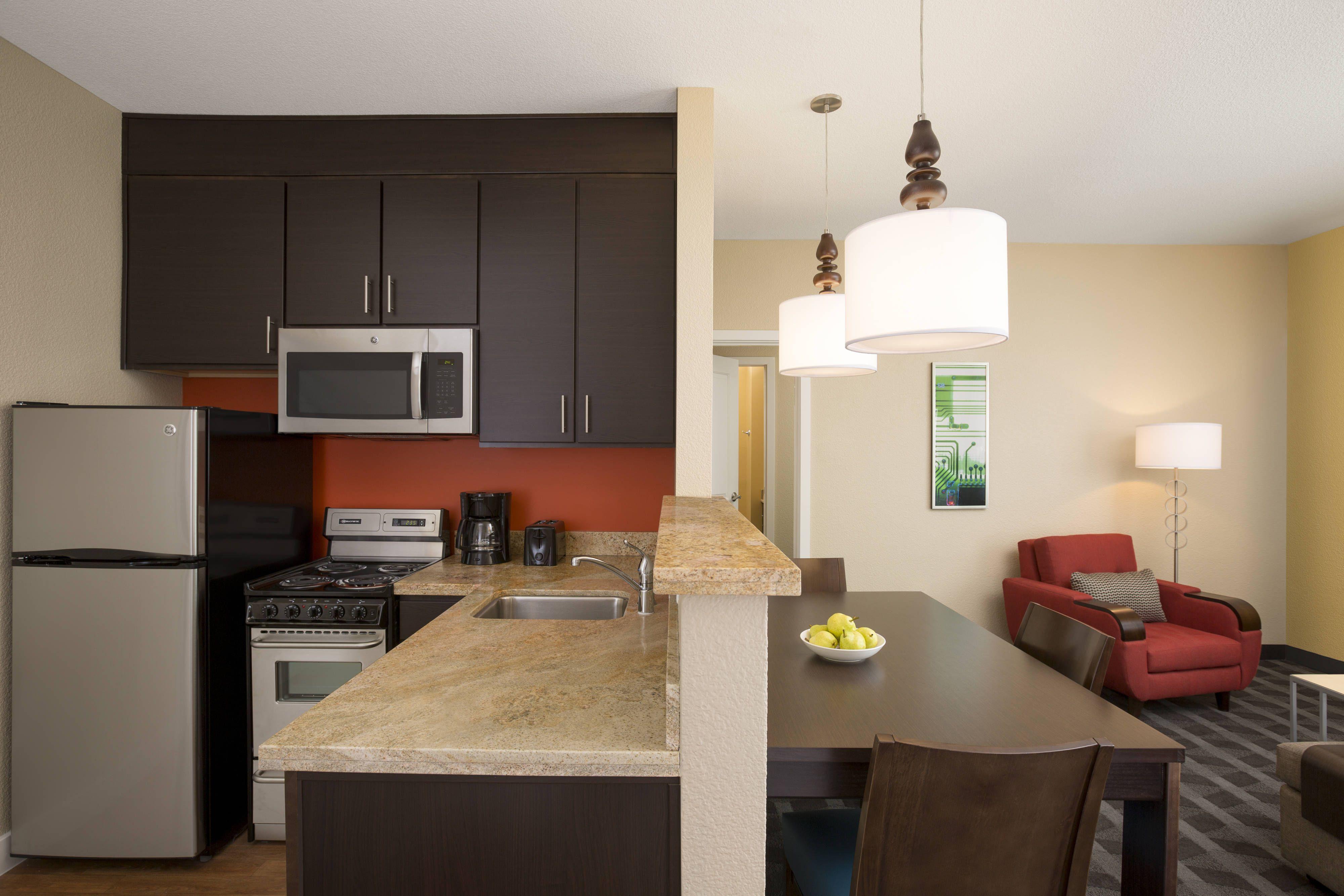 TownePlace Suites San Jose Santa Clara Two-Bedroom Suite