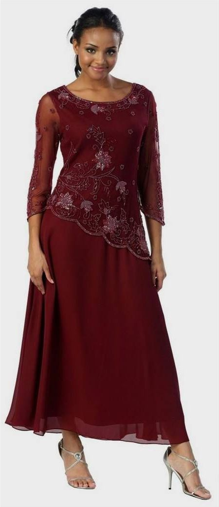 Cool Semi Formal Dresses For Women Over 50 2018 Fashion Style