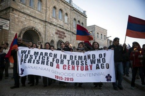 March for Armenian Genocide