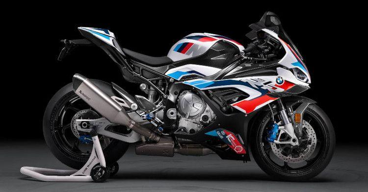 BMW Motorrad Unveils First M-Division Superbike, the M1000RR