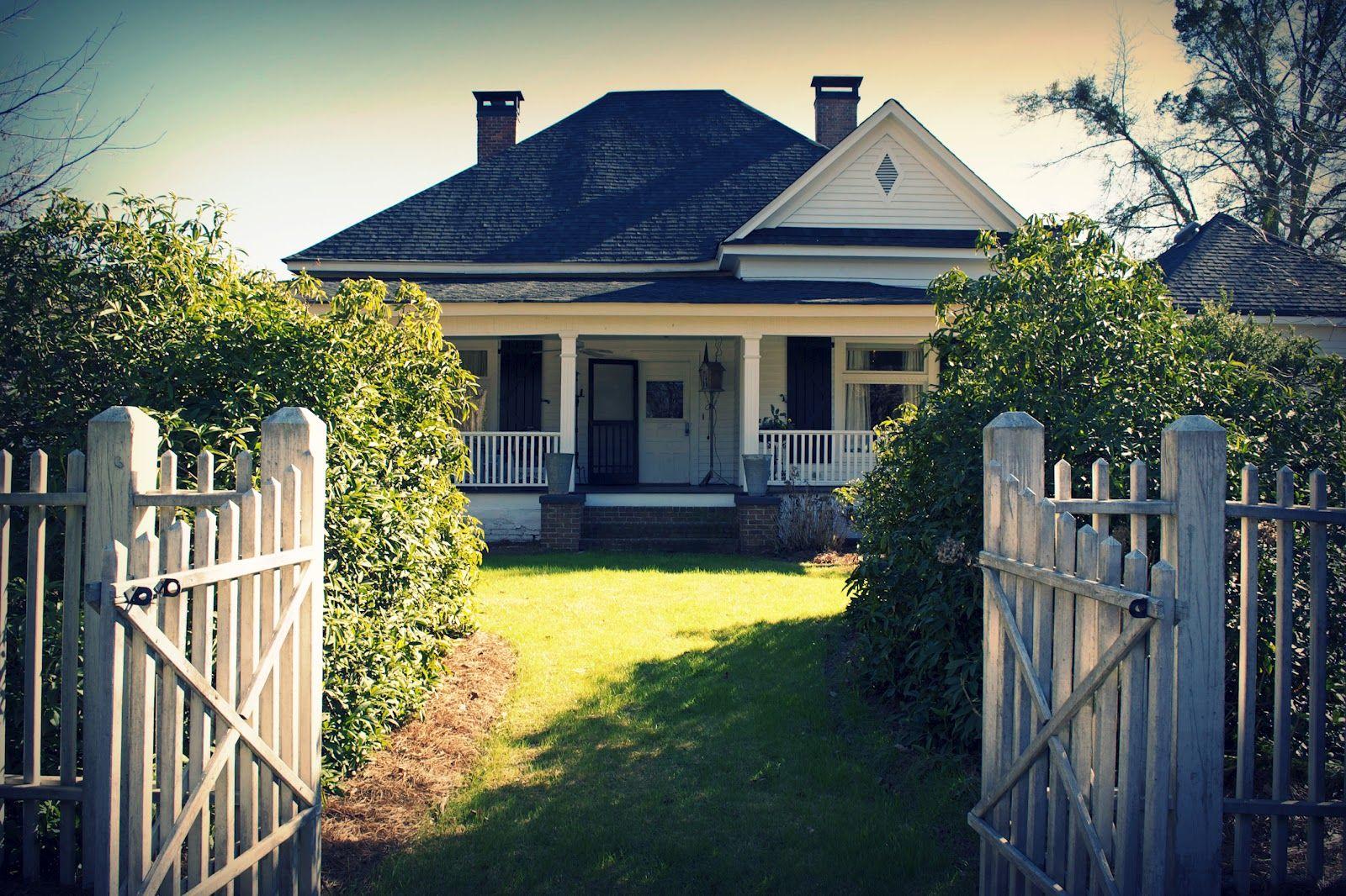 Restore An Old Southern Farmhouse Southern farmhouse