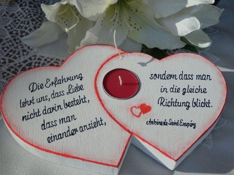 Herzen - Geschenk  für Hochzeit, Ehejubiläum  von Imperiale Truppe spendet 10% des Erlöses den armen Kindern in Afrika auf DaWanda.com