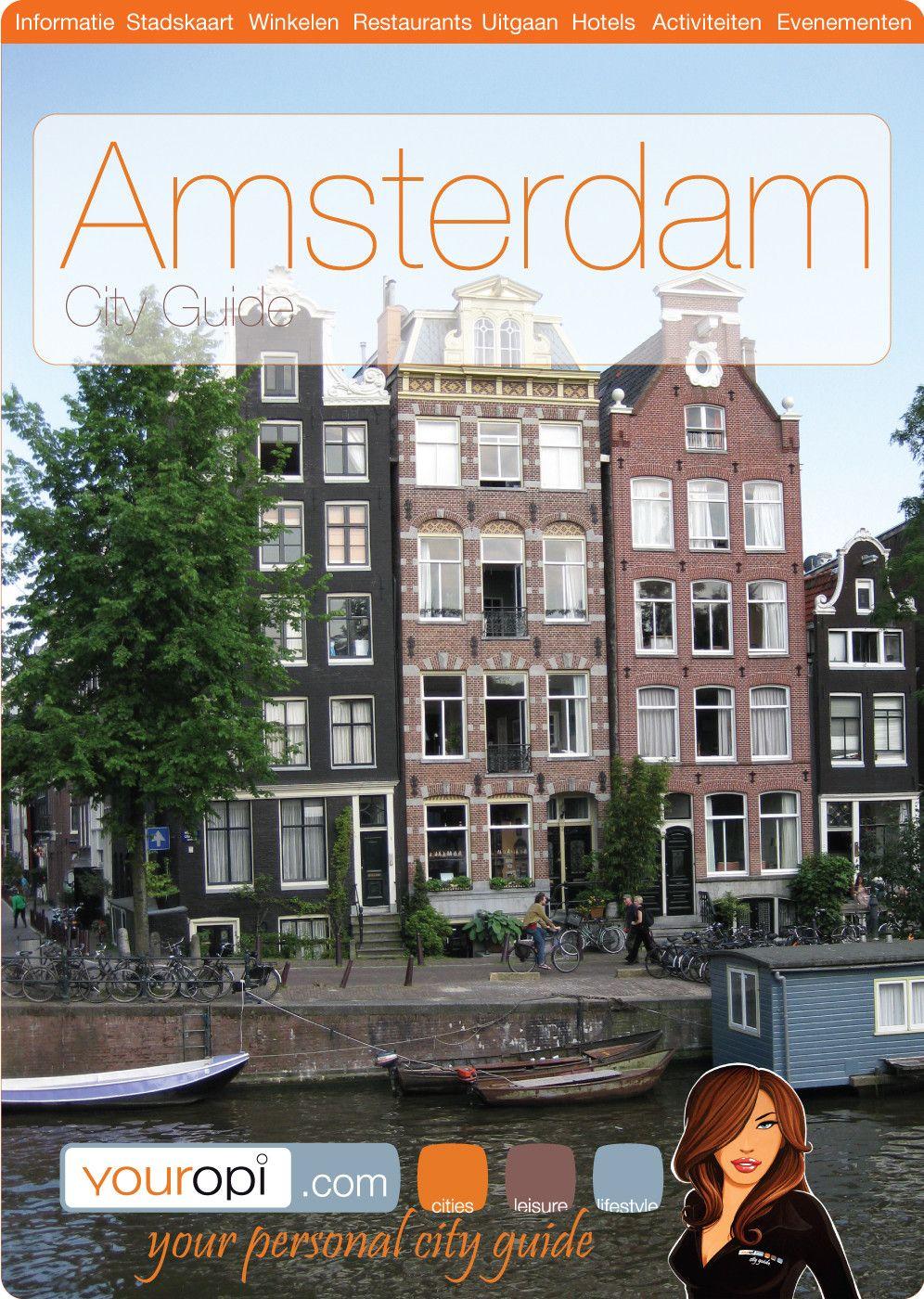 Gratis Ready To Go City Guide Amsterdam Van Youropi Com