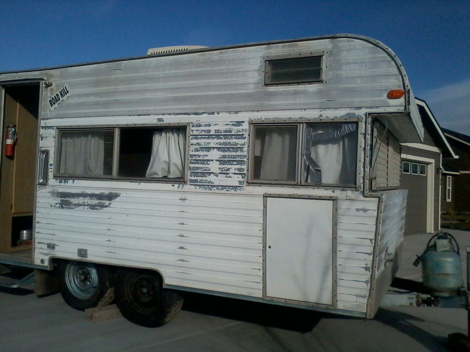 Fireball Travel Trailer For Sale
