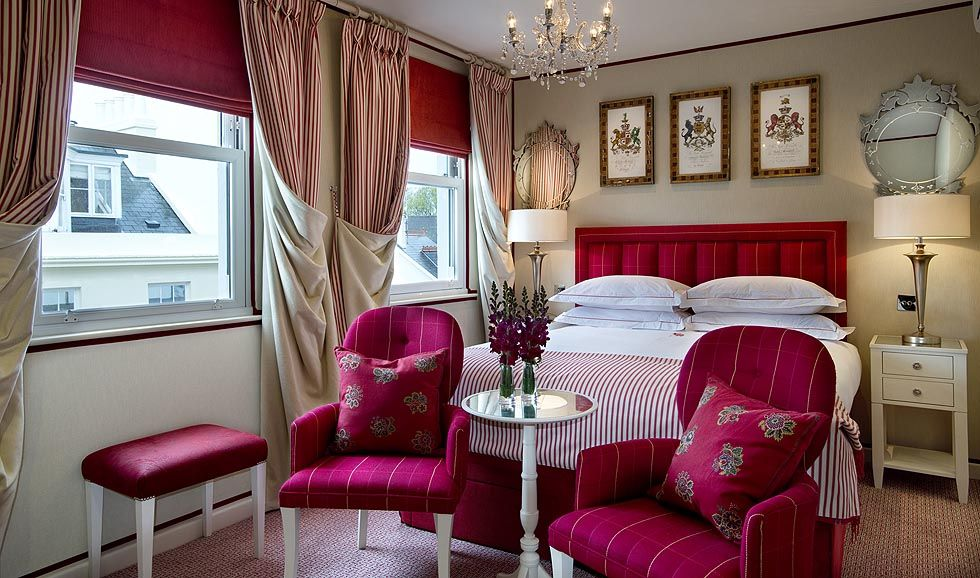 Classic Double Room Duke Of Richmond Hotel Guernsey