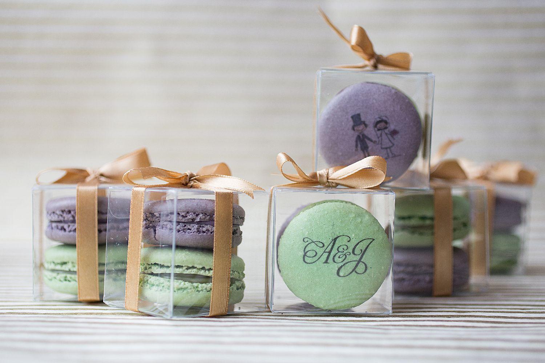 Macaron Favor Boxes | French Macs! | Pinterest | Favours, Macarons ...