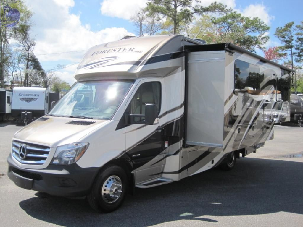 2017 Forest River Forester 2401W MBS (B PLUS) Class B