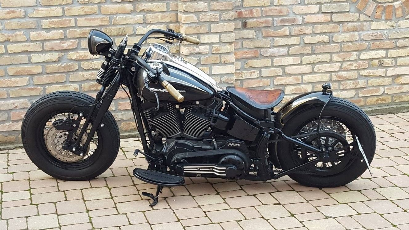 how to make a custom motorcycle rear fender
