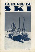 LA REVUE DU SKI n° 5, mai 1935