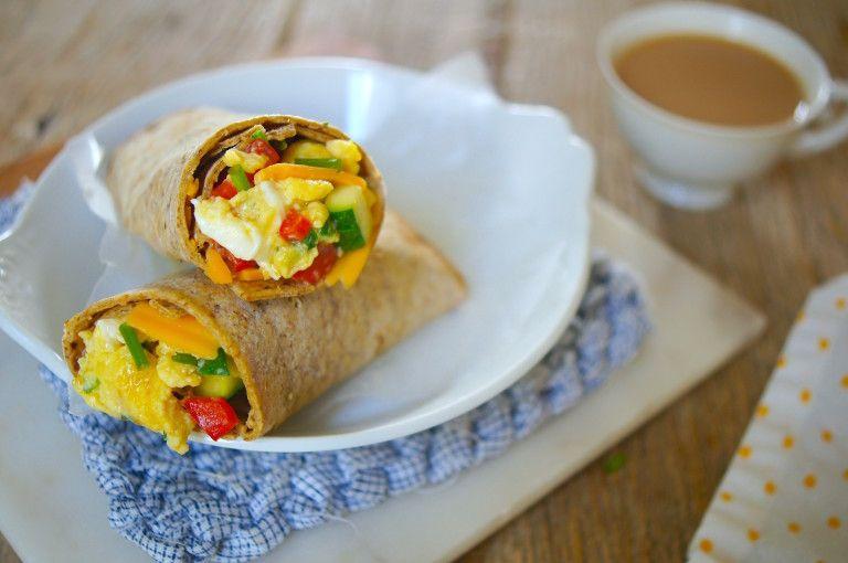 Freezer Egg Wraps