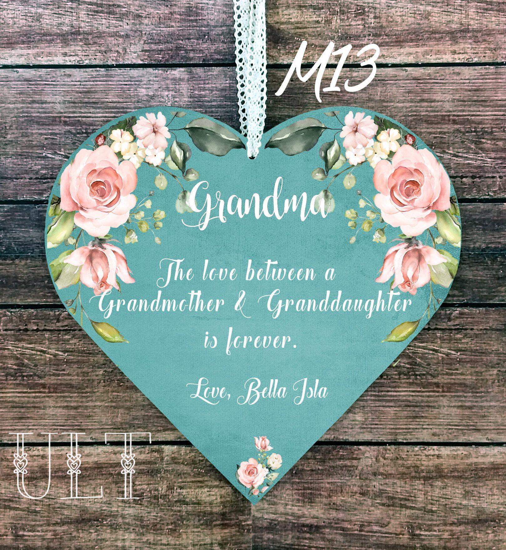 Grandma mothers day gift grandma gift personalized gift