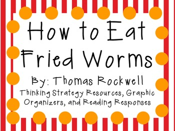 how to eat fried worms pdf
