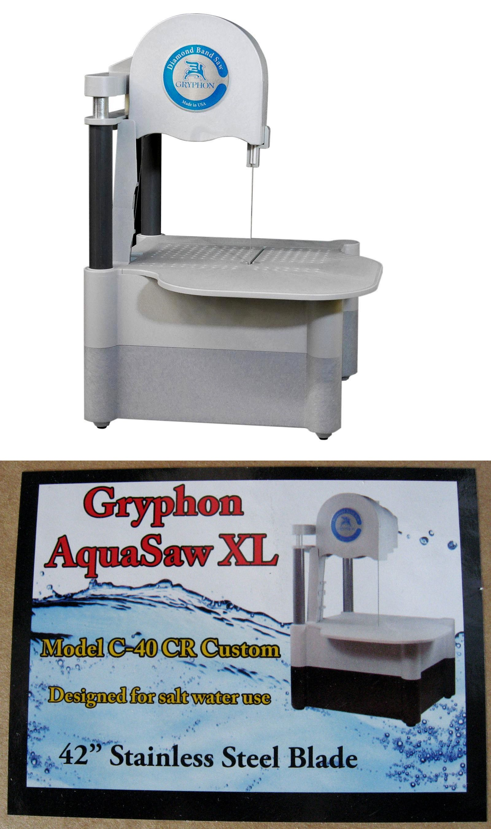 Glass Art Tools 3101: Rle Gryphon C-40Cr Xl Custom Diamond Band Saw ...
