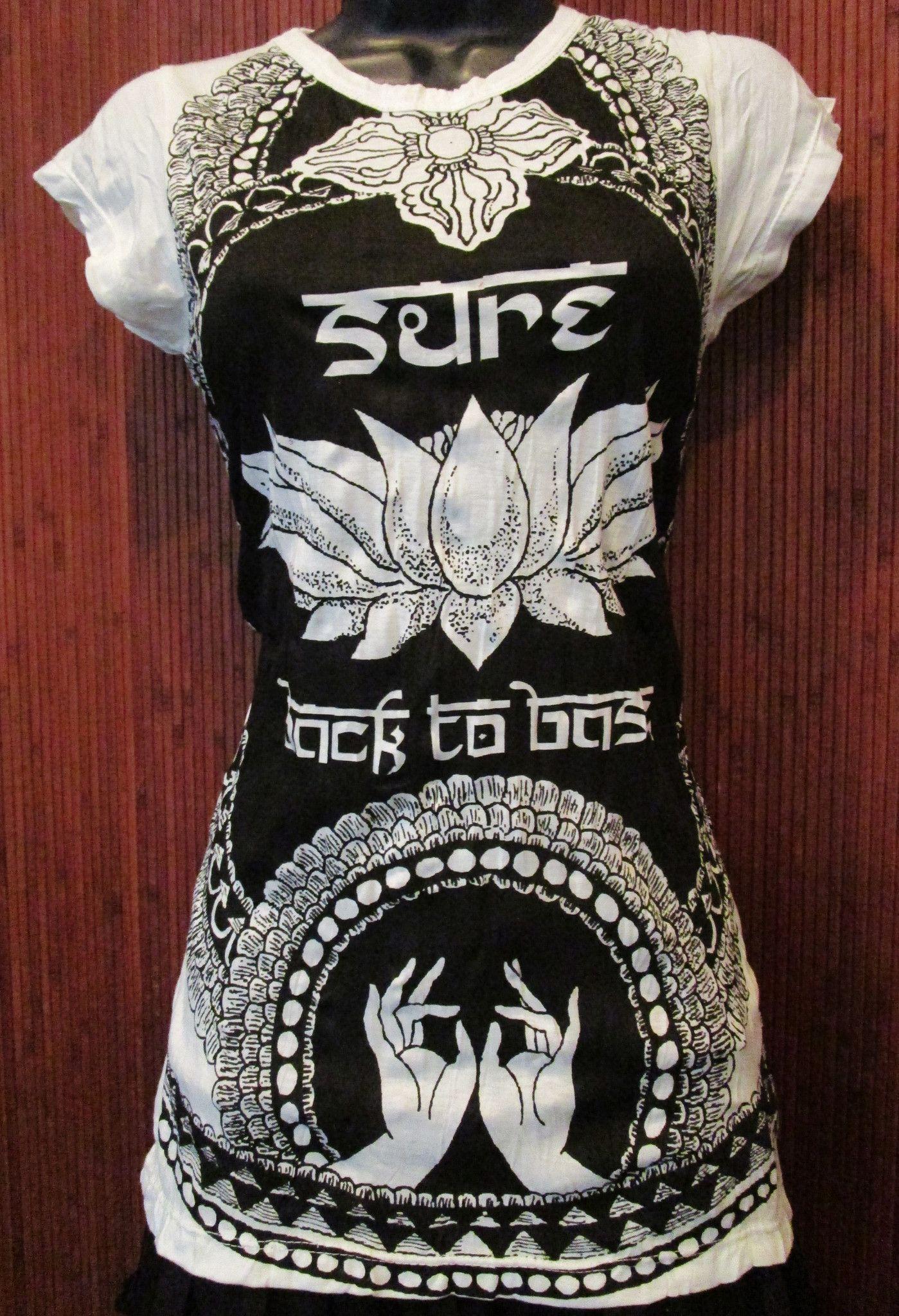 Womens sure design lotus flower t shirt products pinterest womens sure design lotus flower t shirt izmirmasajfo