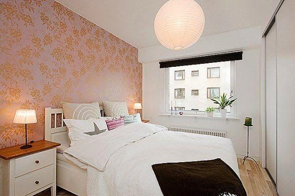 Decorar dormitorio pequeño | Cabeceras somiers en 2018 | Pinterest ...