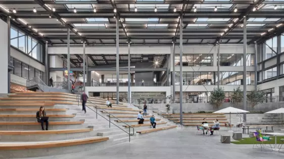 Unilever Transformed Its Old Office Park Into An Ultra Sustainable