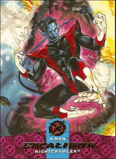 1994 Fleer Ultra X Men 5 A Jan 1994 Trading Card By Fleer Marvel Comic Character Marvel Comics Wolverine Marvel