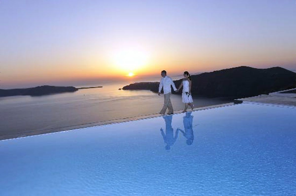 トリップアドバイザーが選んだ「世界のロマンティックなホテルランキング25」 - GIGAZINE