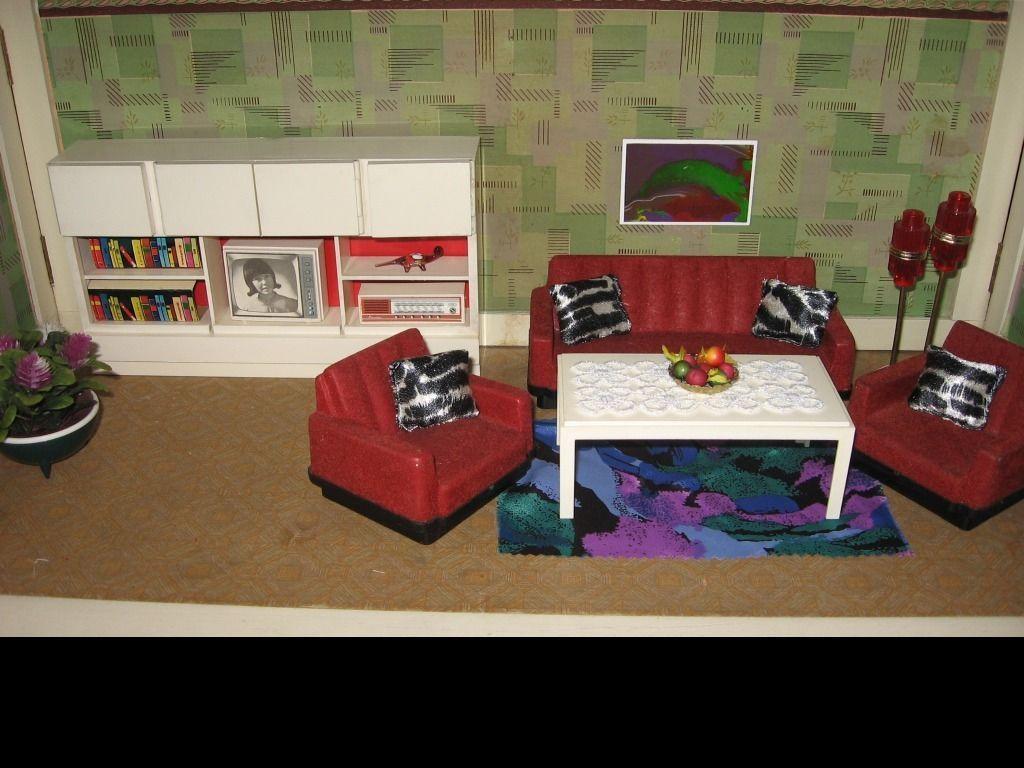 Ebay Wohnzimmermöbel ~ Crailsheimer wohnzimmermöbel zubehör puppenhaus puppenstube