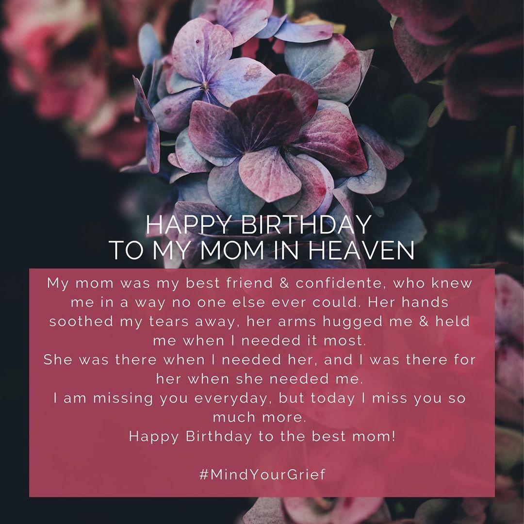 Pin On Happy Birthday My Dear Mom In Heaven March 25 1949