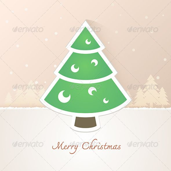 Christmas Tree Paper With Snow Background Cool Christmas Trees Christmas Tree Themes Country Christmas Trees