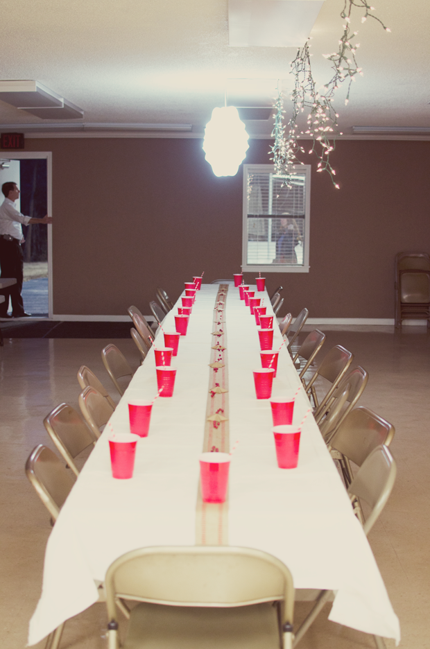 A really fun Christmas party (or for any occasion!) for