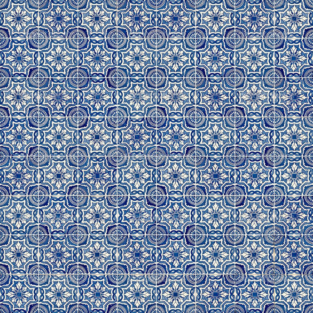 Blue Patterned Bathroom Tiles Part - 29: Ancient Tile Patterns Blue - Google Search