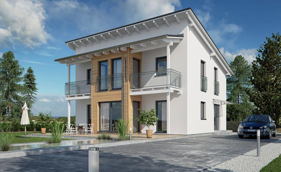 Einfamilienhaus neubau pultdach  Exklusiv 145 - Bien Zenker | Bien zenker, Winkelbungalow und Pultdach