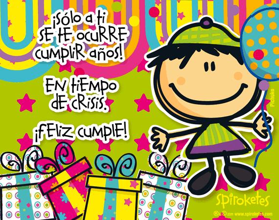 Imagenes De Cumpleaños Para Amigos Cumples Birthday Happy