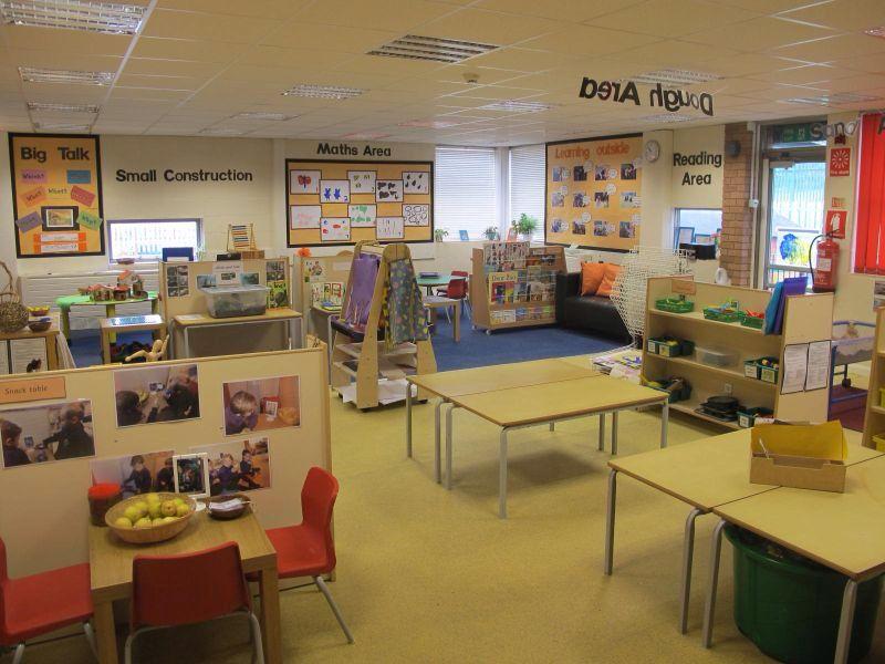 Classroom Layout Ideas Ks1 ~ View of my classroom early years layouts
