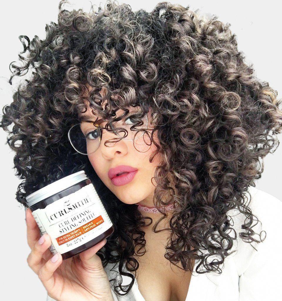 Curl Defining Styling Souffle (2oz/8oz/16oz) Curly hair