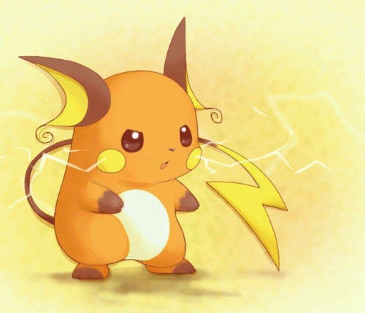 Raichu Hehe Soo Cute 3 Pokemon Desenho Pokemon Coisas De Pokemon