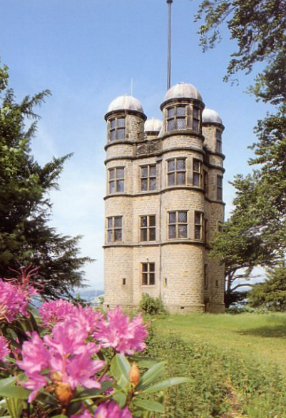 Chatsworth House History: The Sixteenth Century Hunting Tower May Have Been A