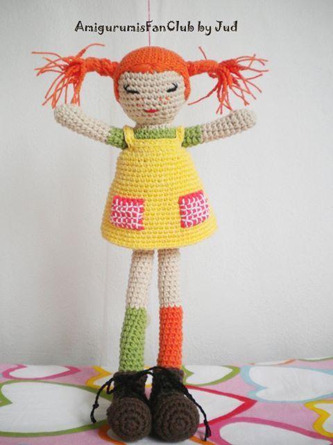 pipi lastrum crochet | amigurumi dolls | Pinterest