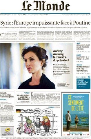 Journal Le Monde Pdf Gratuit : journal, monde, gratuit, Télécharger, Magazines, Journaux, Magazine, Gratuit, Téléchargement,, Monde,, Alphabet, Imprimable