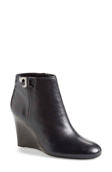7f808db3737 Tory Burch  Lowell  Wedge Bootie (Women) available at  Nordstrom ...