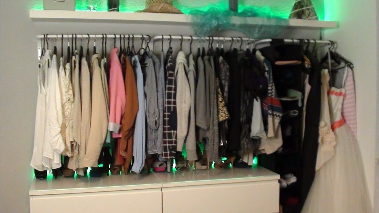 Kleiderstange Wand Ikea Home Ideen Businesskleidungdamen