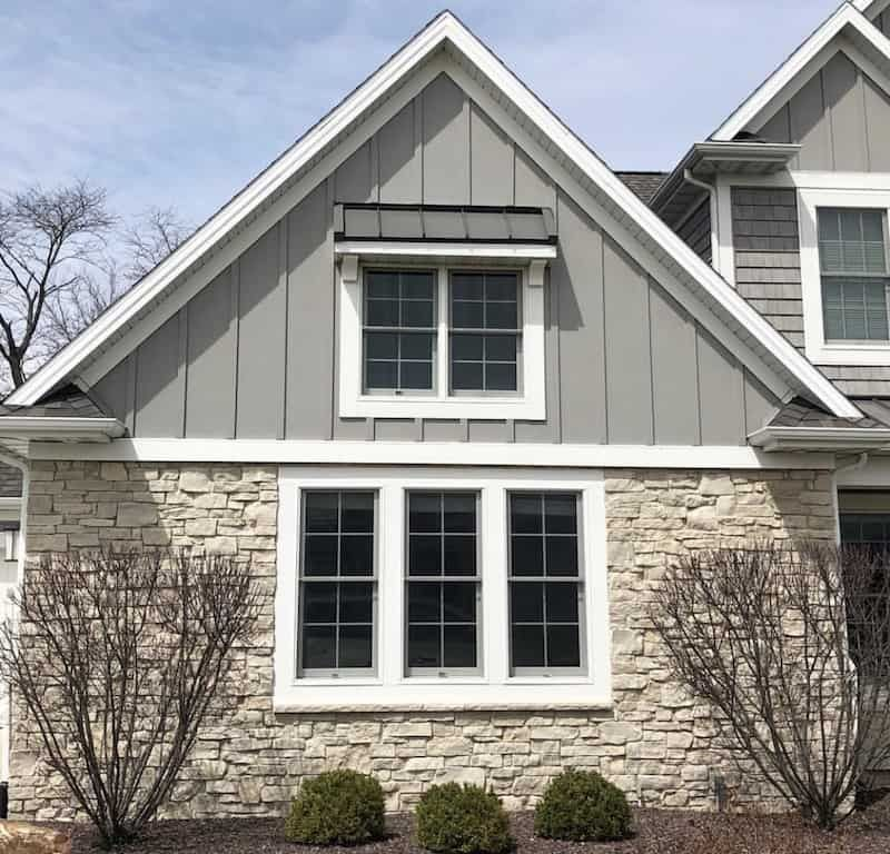 Kaycan Vinyl Siding Castlemore Siding And Board Batten Siding