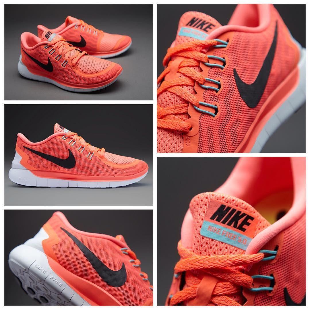 Nike Womens Free 5.0 - Hot Lava/Black/Lava Glow/Bright Crimson قیمت