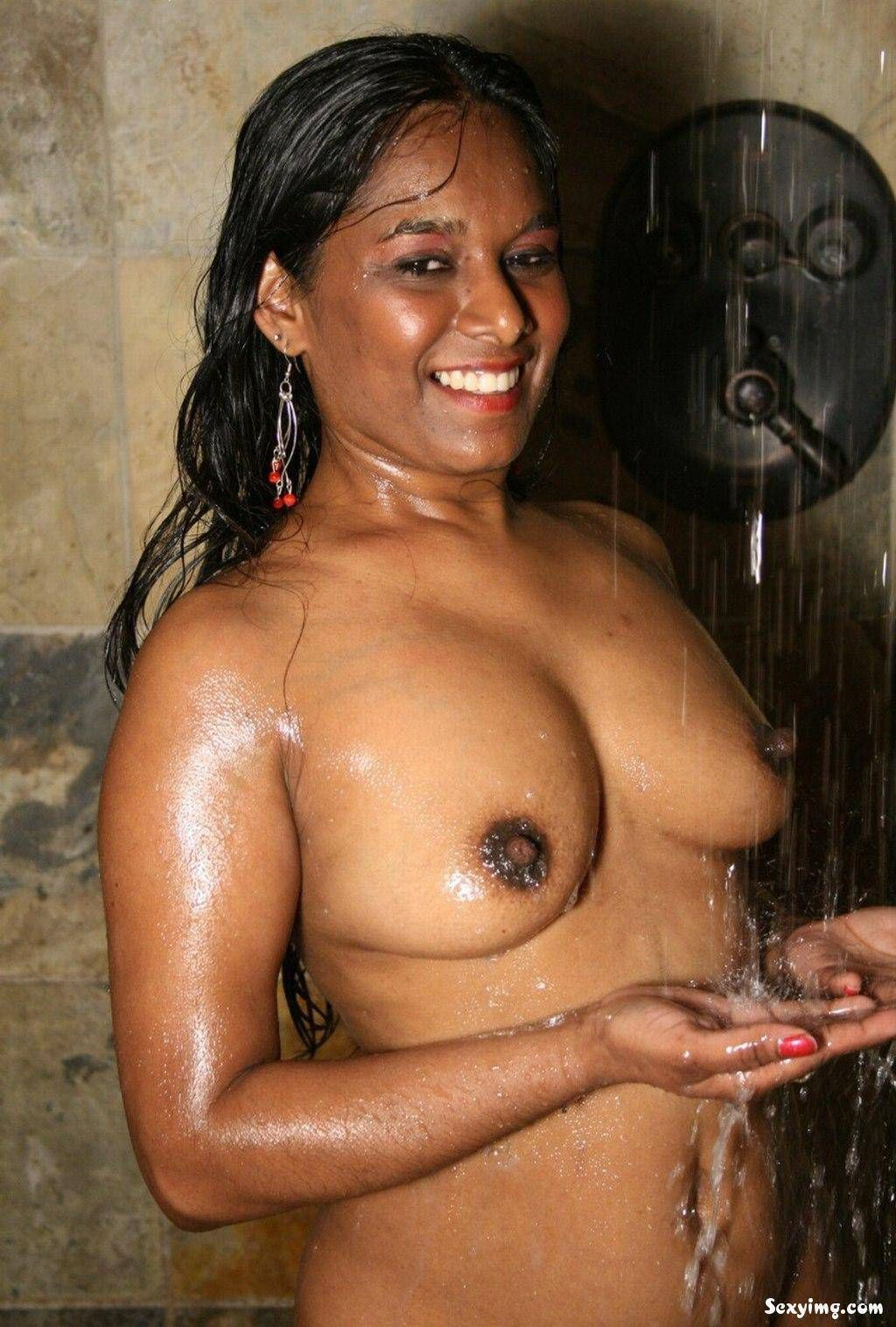 naked Indian ladyboy