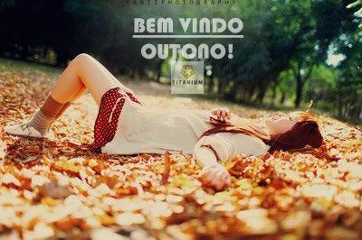 Bom dia Outono!