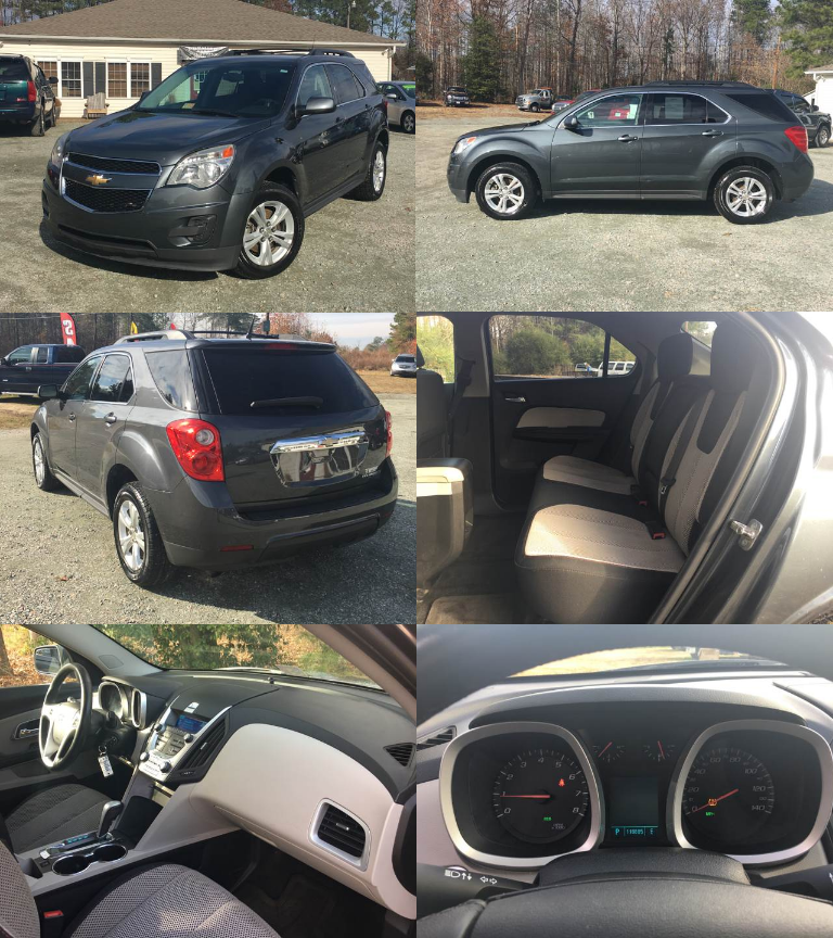 2011 Chevrolet Equinox Lt 4dr Suv W 1lt Special 11 200 Here At