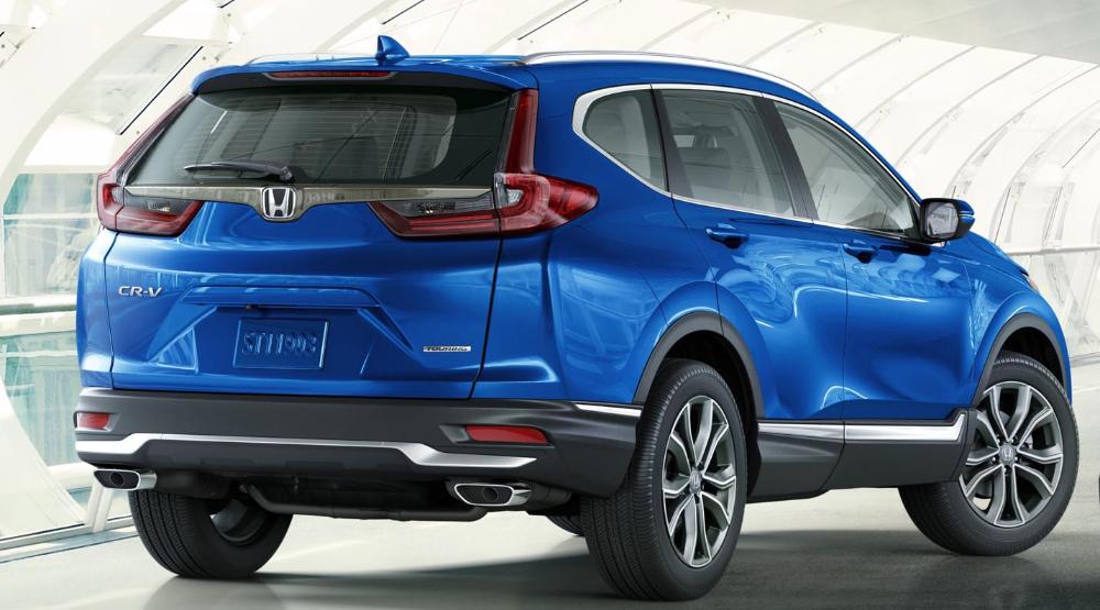 هوندا سي آر في الجديدة تصميم جديد للكروس أوفر العصرية والشهيرة موقع ويلز Honda Cr Honda Honda Crv